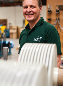 uki can assist you with material selection