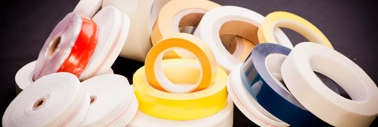 Class y adhesive electrical insulation tape (90 deg tapes)