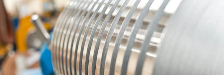 Aluminium polyester laminates